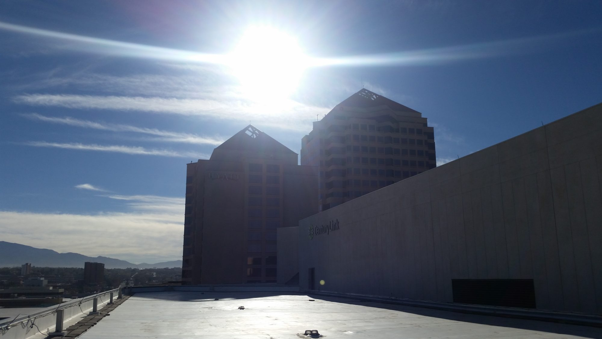 High Rise Window Cleaning Albuquerque, NM