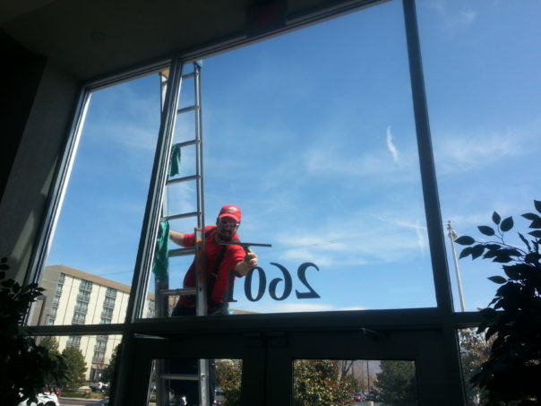 Commercial Window Cleaning Albuquerque NM